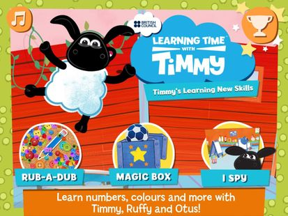 Screenshots - Timmy's Learning New Skills