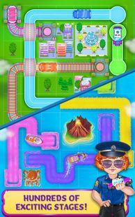 Screenshots - Tiny Roads - Vehicle Puzzles