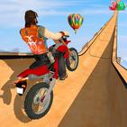 Tokyo Bike Stunt Racing 3D: Mega Ramp Stunts Games