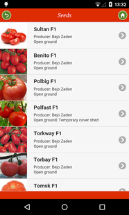 "Screenshots - Tomato: from ""A"" to ""Z"""