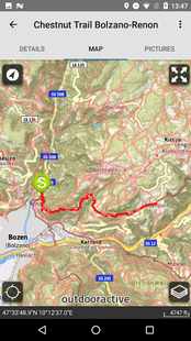 Screenshots - TOP tours: Bolzano & environs