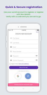 Screenshots - Top-up App : Mobile Recharge Mobile Top-Up App