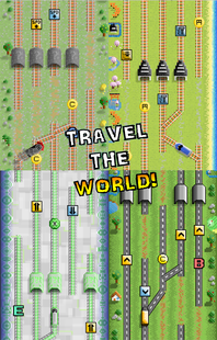 Screenshots - Train Break - Infinite Travel