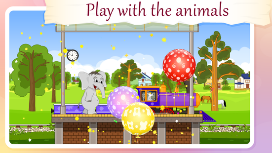 Screenshots - Train for Animals - BabyMagica free