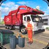 Trash Truck Driving Simulator: Dumping Game