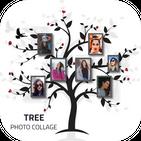 Tree Photo Collage Maker - Tree Photo Frame Editor