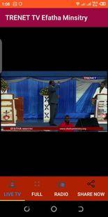 Screenshots - Trenet TV