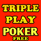 Triple Play Poker - Free!