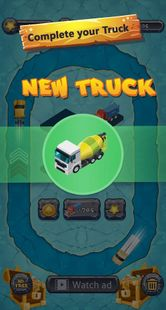 Screenshots - Truck Merger - Idle & Click Tycoon Car Game