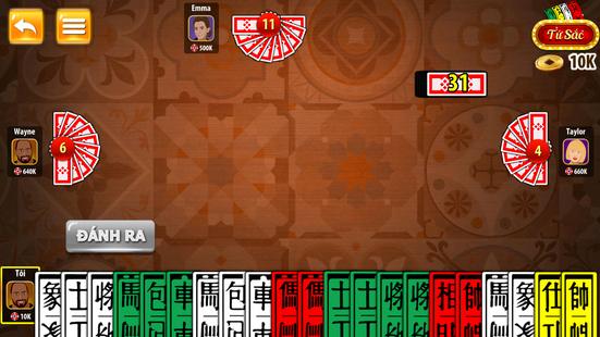 Screenshots - Tứ Sắc - Tu Sac - Four Colors - Si Se Pai Card