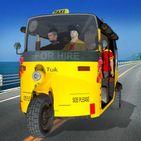 Tuk Tuk Driving Simulator 2019