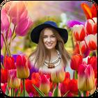 Tulip Flower Photo Frames