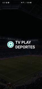 Screenshots - TV Play Deportes