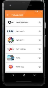 Screenshots - TVGuide USA - TV listings