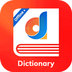 U-Dictionary Offline - English Hindi Dictionary