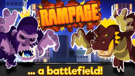 Screenshots - UFB Rampage - Ultimate Monster Championship