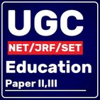 UGC NET EDUCATION PAPER - 2 , SOLVED PAPERS