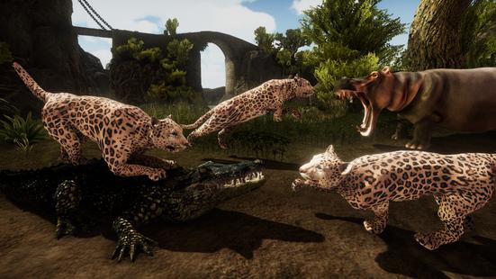 Screenshots - Ultimate Leopard Simulator
