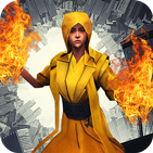 ULTIMATE SURVIVAL OF CAPTAIN FLAME QUEEN GAME 2019