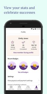 Screenshots - Umbrella – Help Your Community