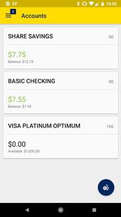 Screenshots - UMCU Mobile Banking