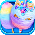 Unicorn Cotton Candy Maker - Rainbow Carnival