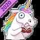 Unicorn Stickers WAStickerApps