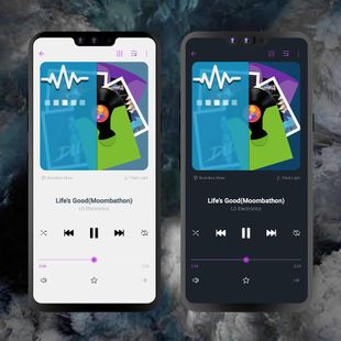 Screenshots - Unique Theme for LG UX9.1