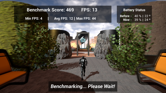 Screenshots - Unreal System Benchmark