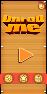 Screenshots - Unroll Me - Roll the ball - Sliding Puzzle Game