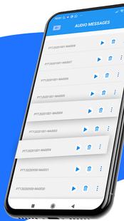 Screenshots - Unseen Messenger - Hide blue double ticks Unread