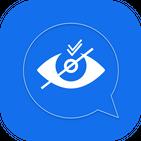 Unseen - No Last seen: Hidden chat: Hide blue tick