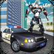 US Police Transform Robot Car: Real Snow City