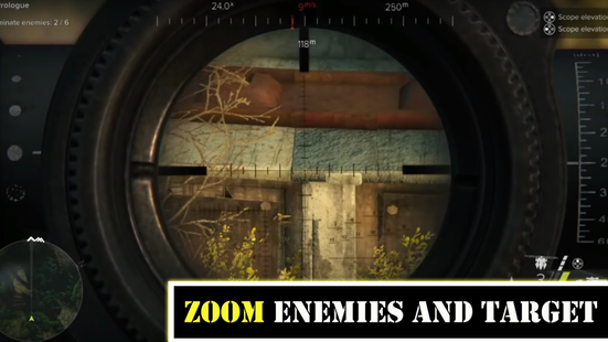 Screenshots - Us Sniper Mission 3D