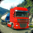 US Truck Simulator Cargo Truck Transporter 2018
