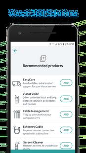 Screenshots - Viasat Tech Tools