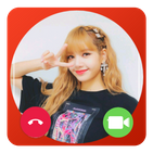 Video Call Lisa BLACKPINK !Fake Video Call