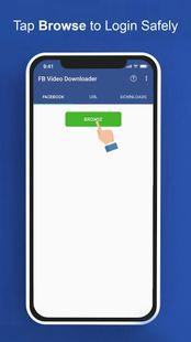 Screenshots - Video Downloader For Facebook - Download HD Videos