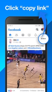 Screenshots - Video Downloader for Facebook - FB Video Download