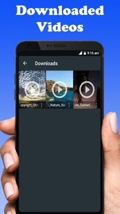 Screenshots - Video Downloader for FB