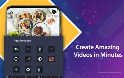 Screenshots - Video editor & Video Converter 2021