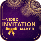 Video Invitation Maker : Create Video Cards