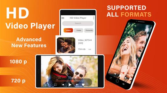 Screenshots - Video Player All Format - Full HD Video Player