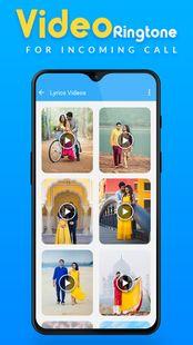 Screenshots - Video Ringtone Incoming Call PRO 2020