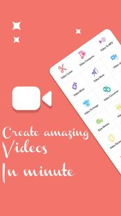 Screenshots - Video star editor