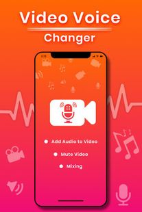 Screenshots - Video Voice Changer - Audio Effects