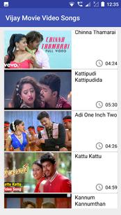Screenshots - Vijay Movies Video Songs
