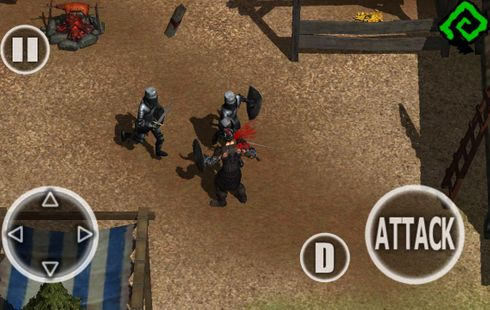 Screenshots - Vikings and Thrones - Medieval 3D Action RPG Game