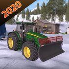 Village Tractor Farming Simulator 3D 2020