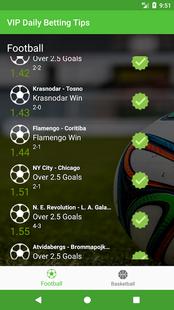 Screenshots - VIP Betting Tips - Predictions - Odds
